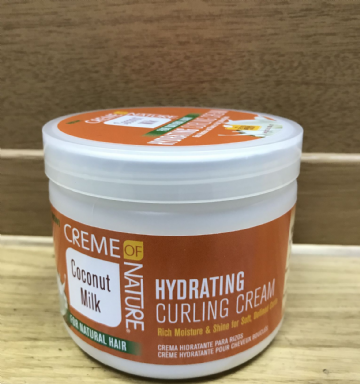 CREME OF NATURE HYDRATING CURLING CREAM -  326g